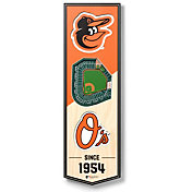You The Fan Baltimore Orioles 6''x19'' 3-D Banner