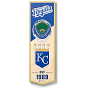 You The Fan Kansas City Royals 6''x19'' 3-D Banner