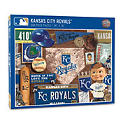 You The Fan Kansas City Royals Retro Series 500-Piece Puzzle
