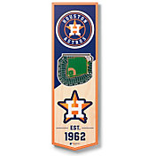 You The Fan Houston Astros 6''x19'' 3-D Banner