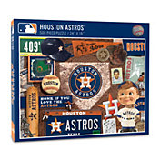 You The Fan Houston Astros Retro Series 500-Piece Puzzle