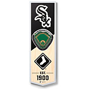 You The Fan Chicago White Sox 6''x19'' 3-D Banner