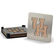 You the Fan Houston Cougars Coaster Set