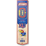 "You The Fan Kansas Jayhawks 8""x32"" 3-D Banner"