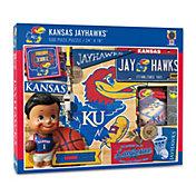 You The Fan Kansas Jayhawks Retro Series 500-Piece Puzzle