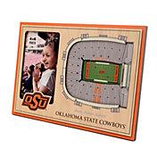 You the Fan Oklahoma State Cowboys Stadium Views Desktop 3D Picture