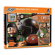 You The Fan Oklahoma State Cowboys Retro Series 500-Piece Puzzle