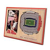 You the Fan Ole Miss Rebels Stadium Views Desktop 3D Picture