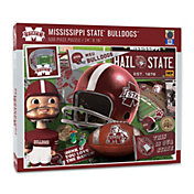 You The Fan Mississippi State Bulldogs Retro Series 500-Piece Puzzle