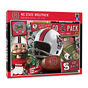 You The Fan NC State Wolfpack Retro Series 500-Piece Puzzle