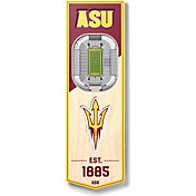 "You The Fan Arizona State Sun Devils 6""x19"" 3-D Banner"