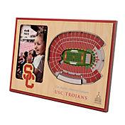 You the Fan USC Trojans Stadium Views Desktop 3D Picture
