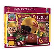 You The Fan Arizona State Sun Devils Retro Series 500-Piece Puzzle