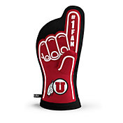 You The Fan Utah Utes #1 Oven Mitt