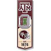 "You The Fan Texas A&M Aggies 6""x19"" 3-D Banner"