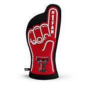 You The Fan Texas Tech Red Raiders #1 Oven Mitt