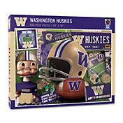 You The Fan Washington Huskies Retro Series 500-Piece Puzzle