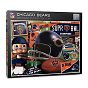 You The Fan Chicago Bears Retro Series 500-Piece Puzzle