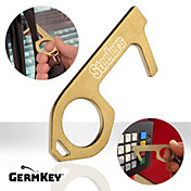 You The Fan Pittsburgh Steelers GermKey Hand Tool