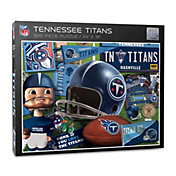 You The Fan Tennessee Titans Retro Series 500-Piece Puzzle