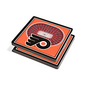 You the Fan Philadelphia Flyers Stadium View Coaster Set