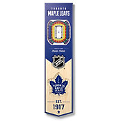 You The Fan Toronto Maple Leafs 8''x32'' 3-D Banner