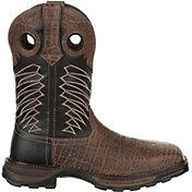 Durango Men's Steel Toe Waterproof Western Boots