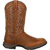 Durango Men's Waterproof Western Work Boots