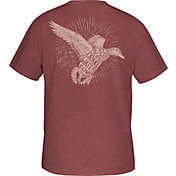 Drake Waterfowl Men's Graffiti Mallard T-Shirt