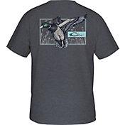 Drake Waterfowl Men's Mallard Square T-Shirt