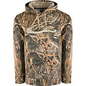 Drake Waterfowl Men's Camo Performance Hoodie (Regular and Big & Tall)