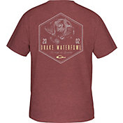 Drake Waterfowl Men's In The Zone Black Lab T-Shirt
