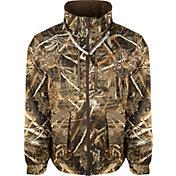 Drake Waterfowl Men's Refuge 3.0 Fleece-Lined Full-Zip Hunting Jacket