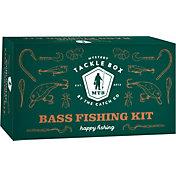 Mystery Tackle Box Bass Fishing Kit – Lead Free