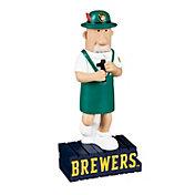 Evergreen Milwaukee Brewers Mascot Statue