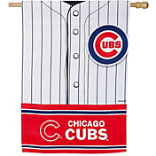 Evergreen Chicago Cubs Jersey House Flag
