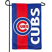 Evergreen Chicago Cubs Embellish Garden Flag