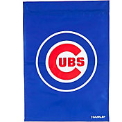Evergreen Chicago Cubs Applique Garden Flag