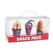 Evergreen Enterprises Chicago Cubs Snack Pack Ornament