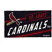 Evergreen St. Louis Cardinals Coir Punch Mat