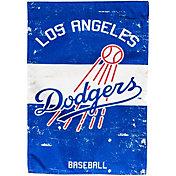 Evergreen Los Angeles Dodgers Vintage Garden Flag