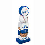 Evergreen Los Angeles Dodgers Vintage Tiki Totem