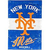 Evergreen New York Mets Vintage Garden Flag
