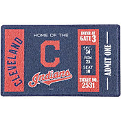 Evergreen Cleveland Indians Turf Mat