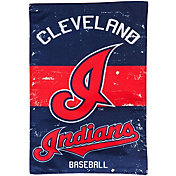 Evergreen Cleveland Indians Vintage House Flag