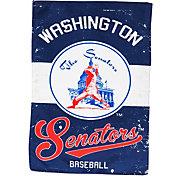 Evergreen Washington Nationals Vintage Garden Flag