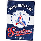 Evergreen Washington Nationals Vintage House Flag