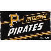 Evergreen Pittsburgh Pirates Coir Punch Mat