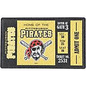 Evergreen Pittsburgh Pirates Turf Mat