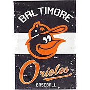 Evergreen Baltimore Orioles Vintage Garden Flag